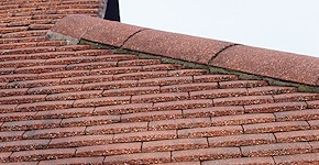 Sittingbourne roof after cleaning